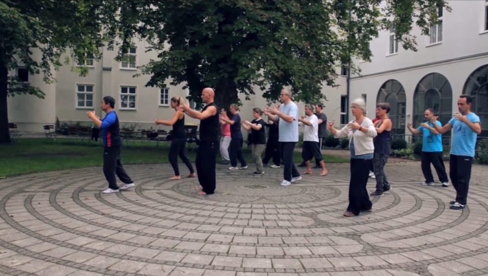 wöchentlicher Kurs Qigong in Luzern